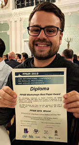 Best Paper Award PPAM 2019